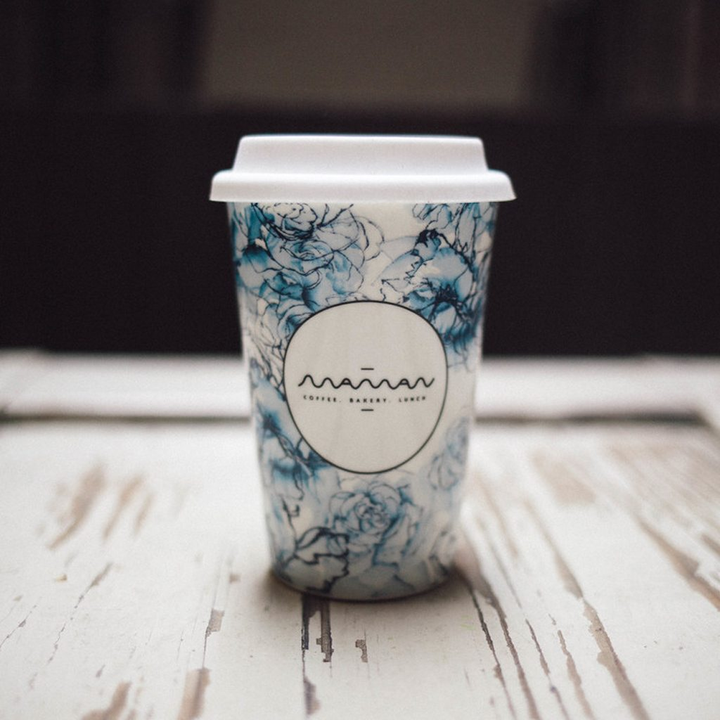 Maman Ceramic To-Go Cup