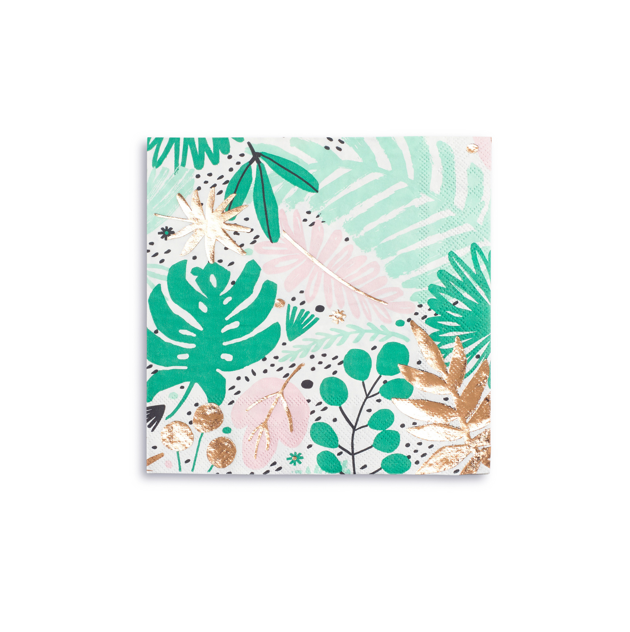 tropicale napkins by Daydream Society
