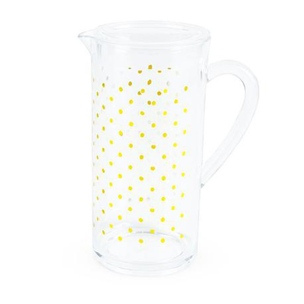 Acrylic Dots Pitcher by Kailo Chic
