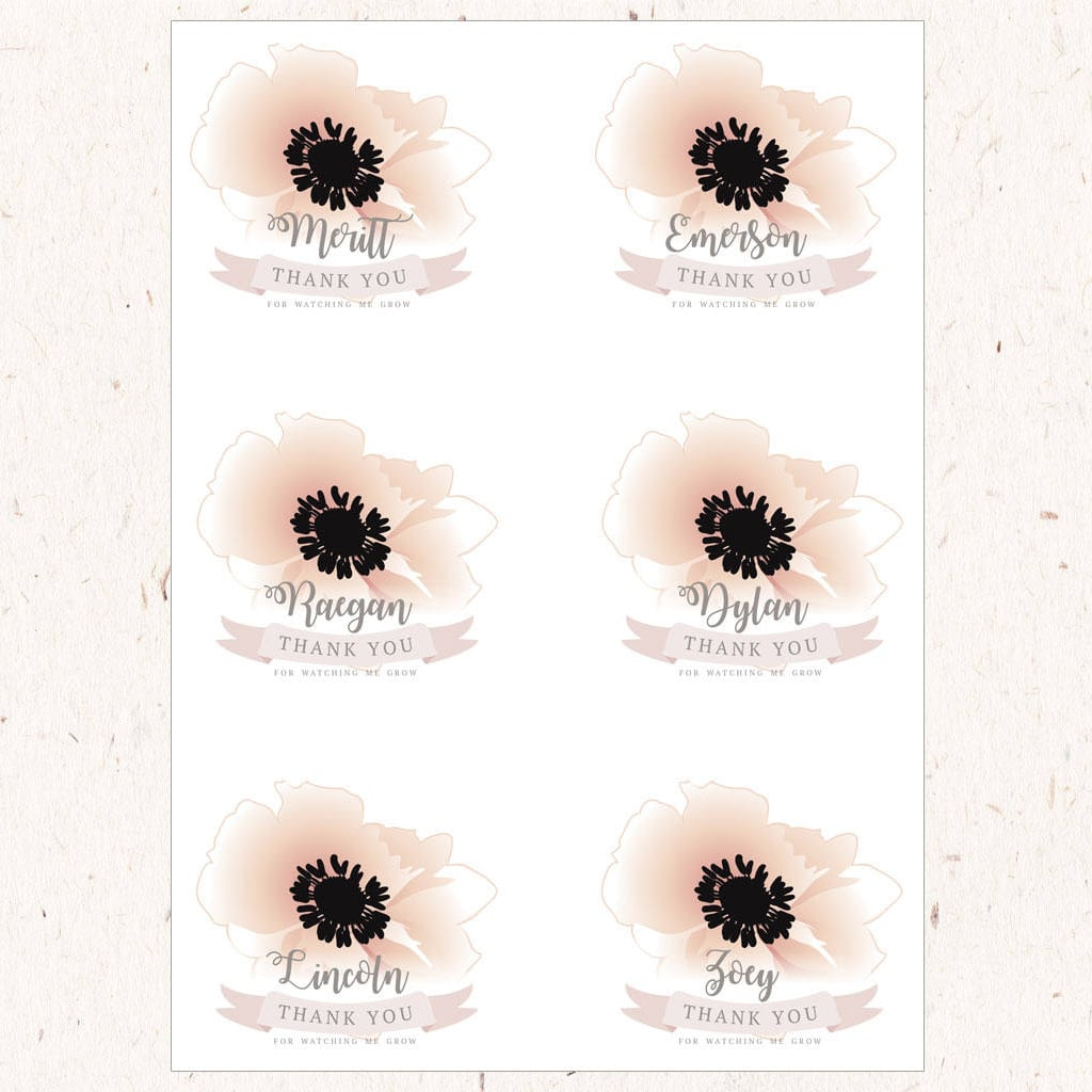 Favor Tags from DohlHouse Designs