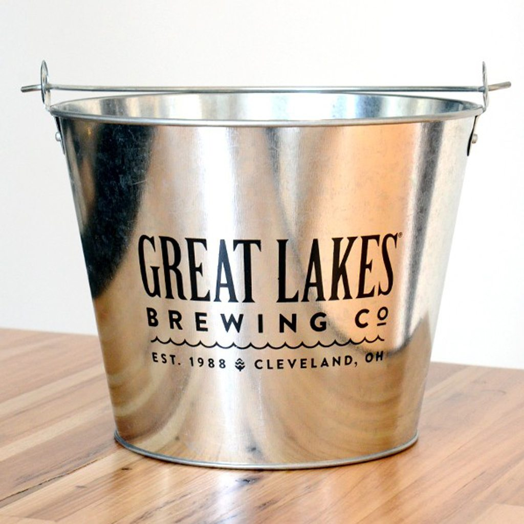 Beer Bucket from Great Lakes Brewing Co.