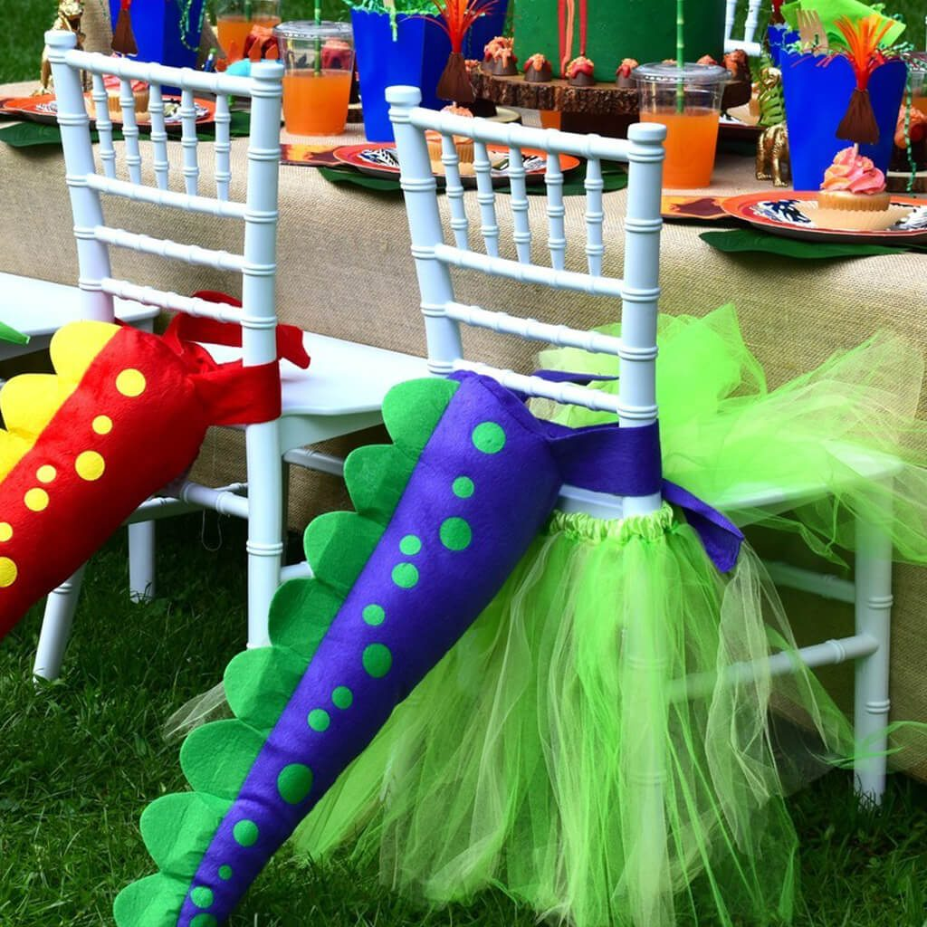 Dinosaur Party Tutu by A Party Made Perfect