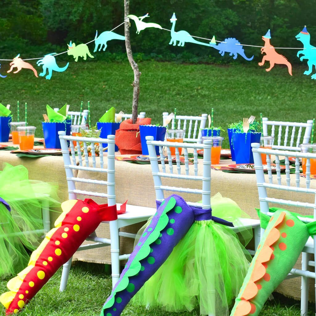 Dinosaur Party Kit for 12 by A Party Made Perfect