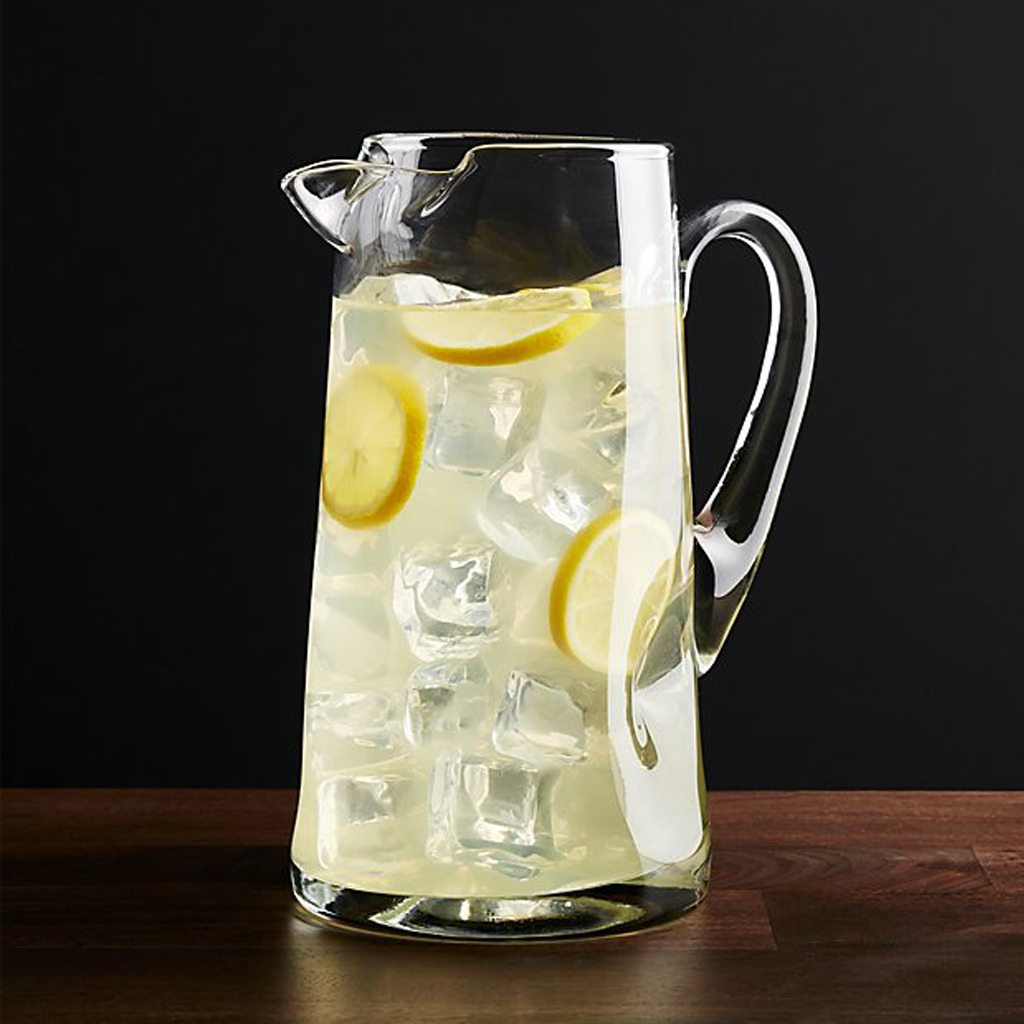 Impressions Pitcher by Crate&Barrel