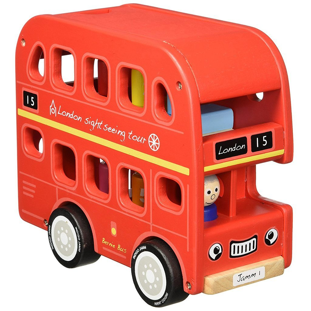 London Bus Playset Toy Vehicle