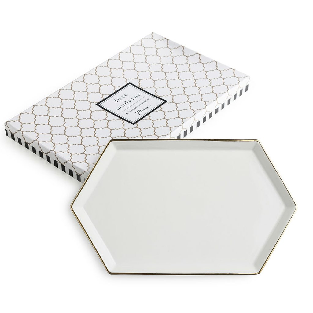 Luxe Moderne Tray by Rosanna