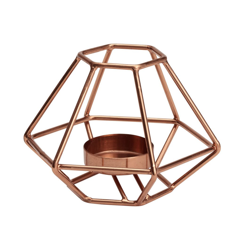 Metal Tea Light Holder by H&M