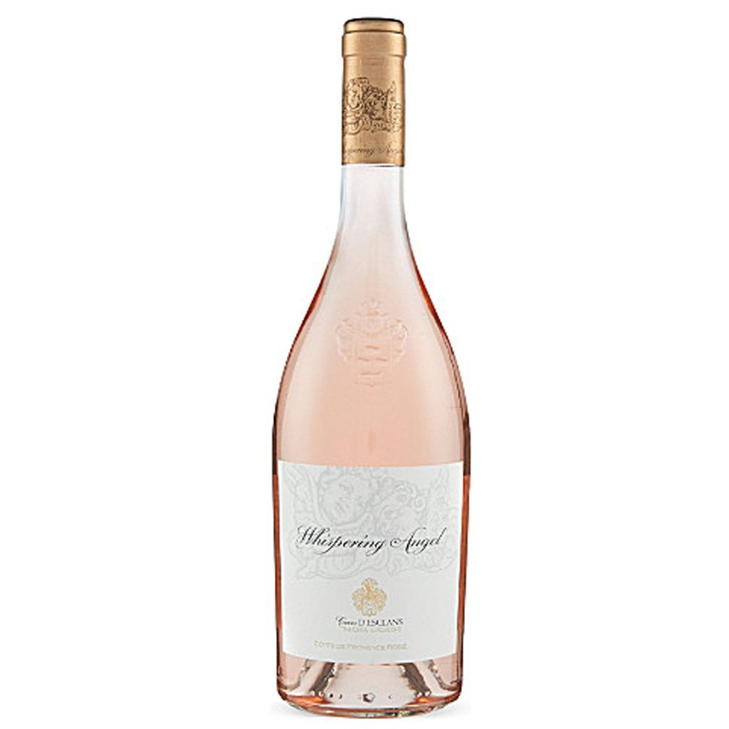 Whispering Angel rose wine