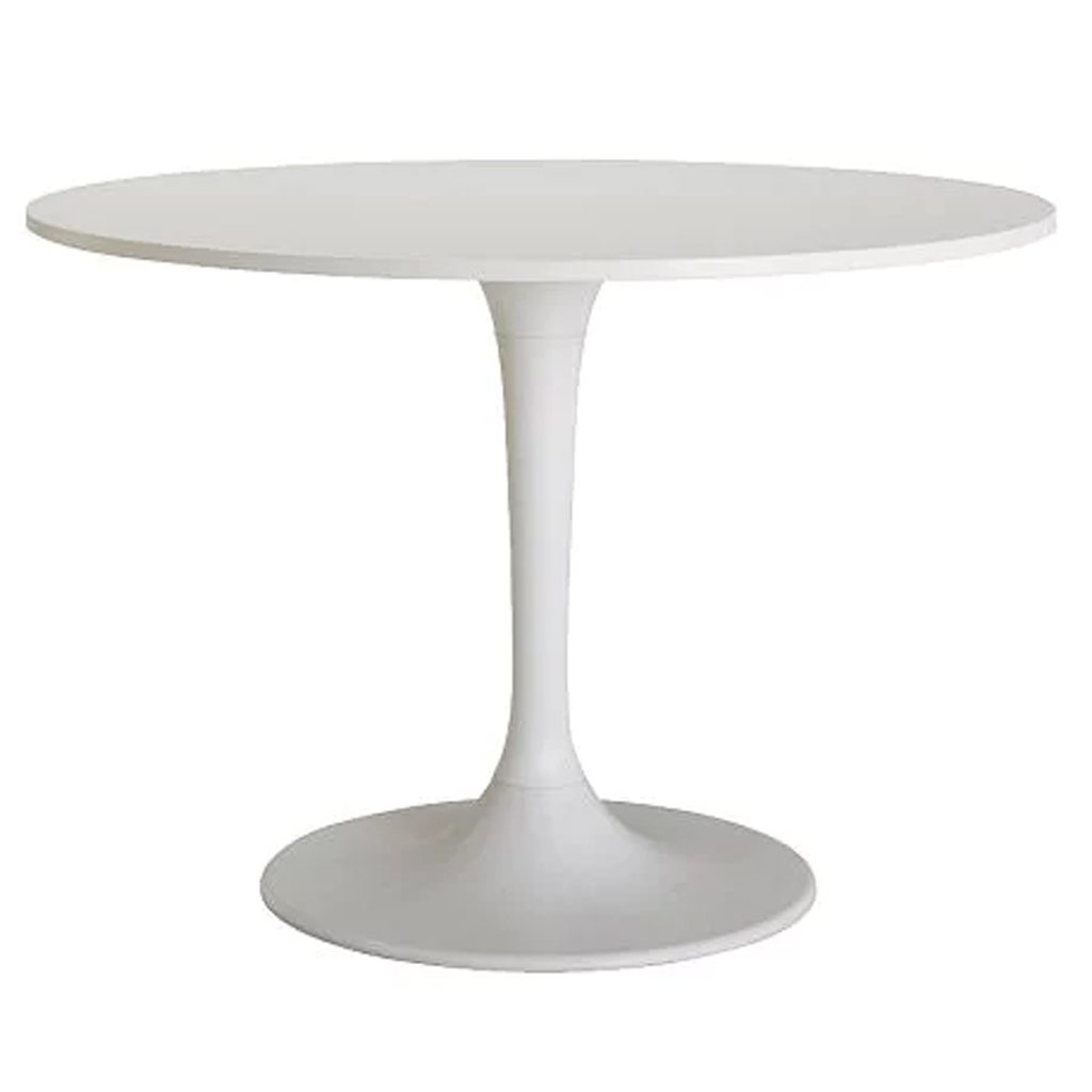 Docksta White Table from Ikea
