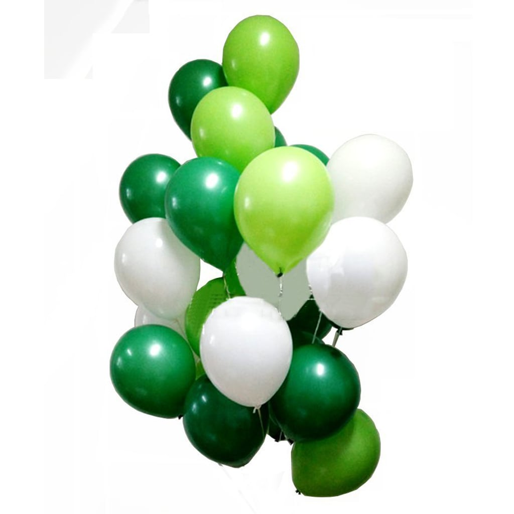 "11"" Green Balloon"