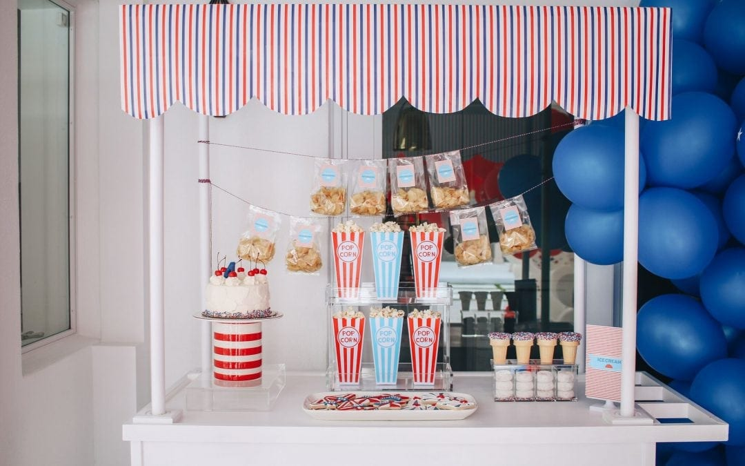 Fourth of July Party Ideas: Party like it's 1776!