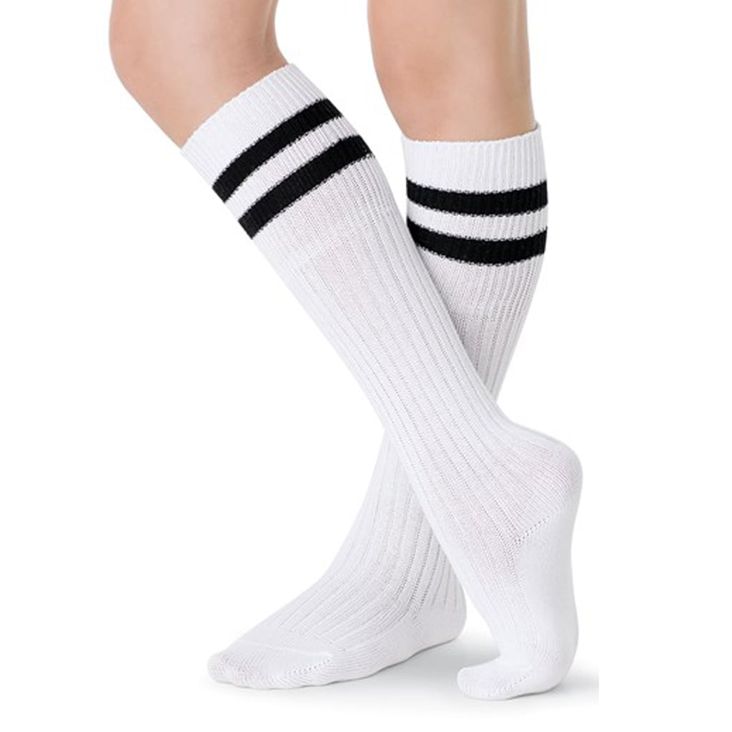 Retro Striped Socks