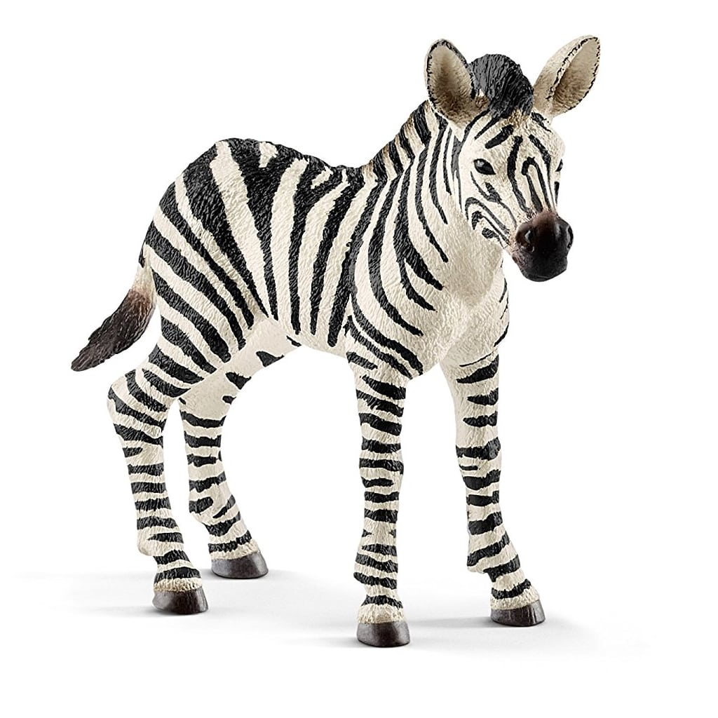 Safari Ltd® Plastic Plains Zebra Foal