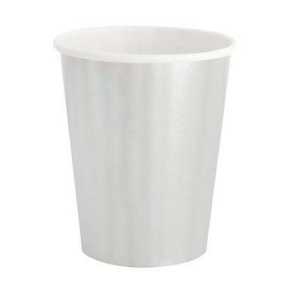 SILVER FOIL CUPS from Geese & Ganders