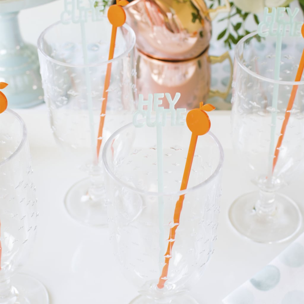 CUSTOM DRINK STIRRERS by Bracket