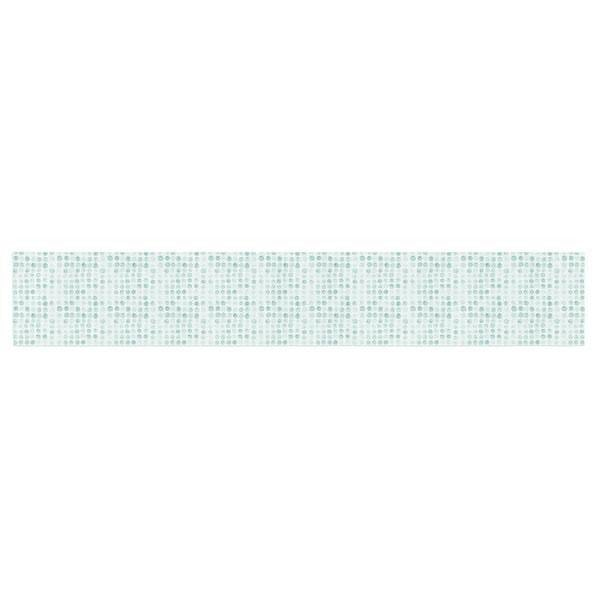 Watercolor Dots Tablerunner by Wolf & Irving