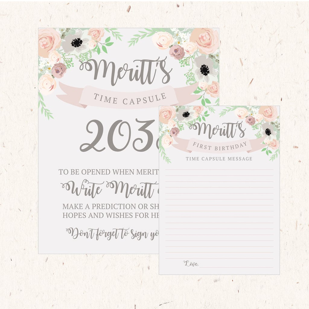 Time Capsule Cards by DohlHouse Designs