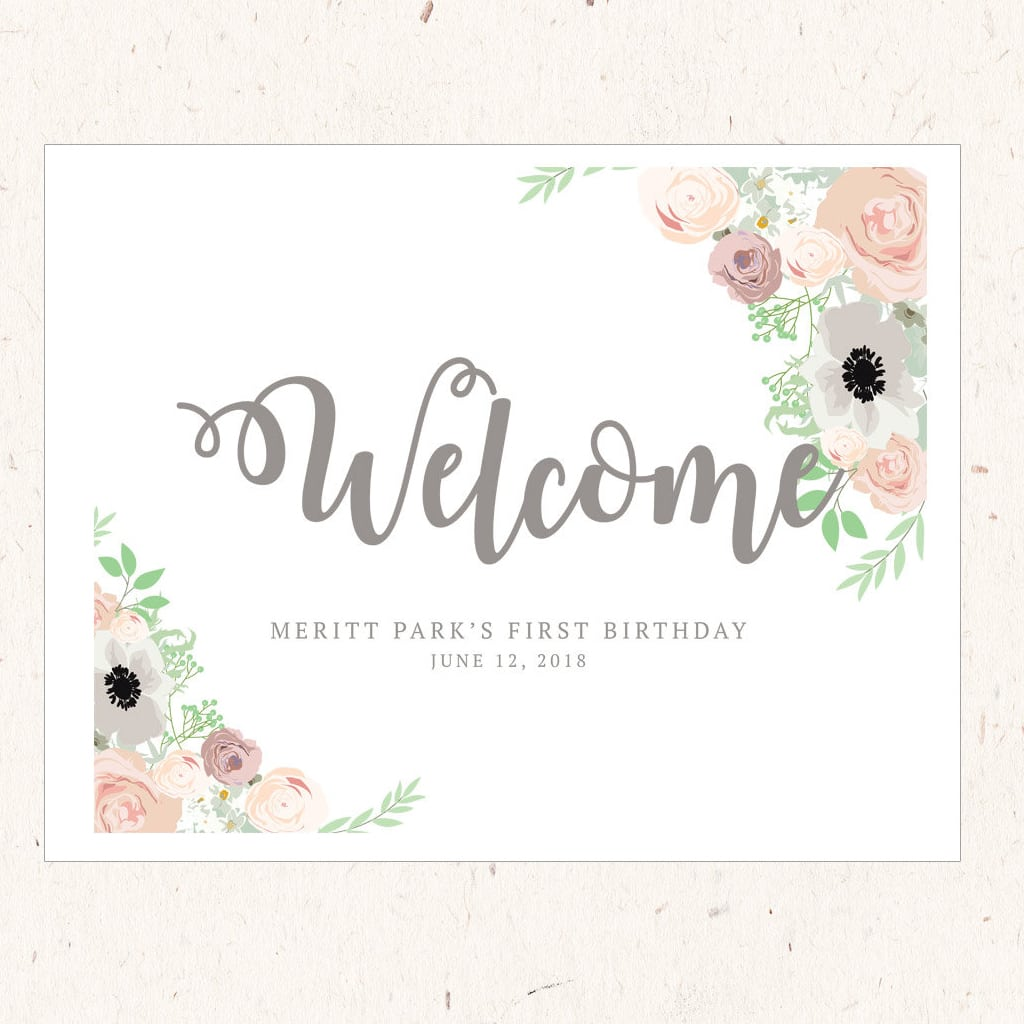 Welcome Sign by DohlHouse Designs