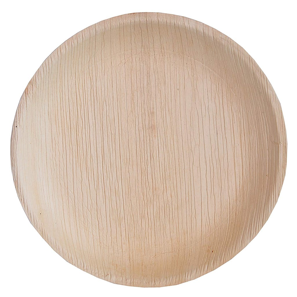 "6"" ARECA PALM LEAF PLATES"