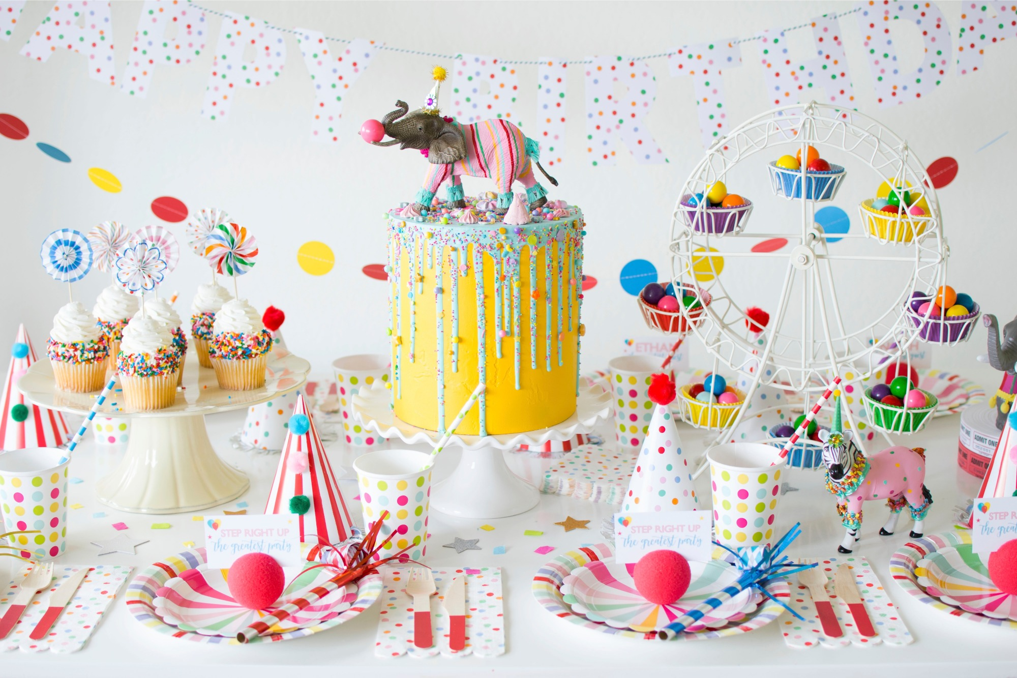 0b65a8c85 Party Inspiration for Kids Parties