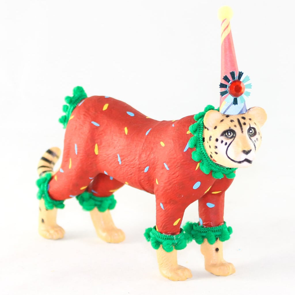 Custom Party Cheetah from Painted Parade