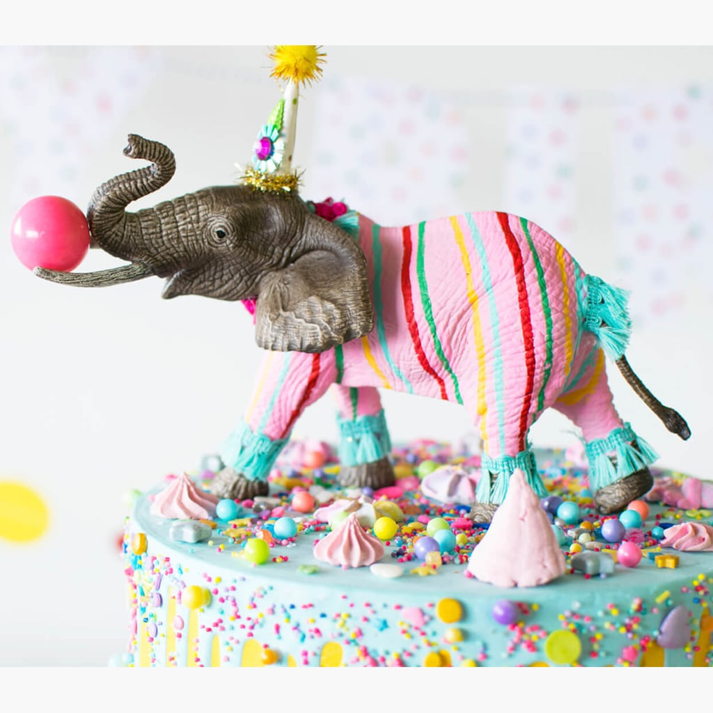 Custom Party Elephant from Painted Parade