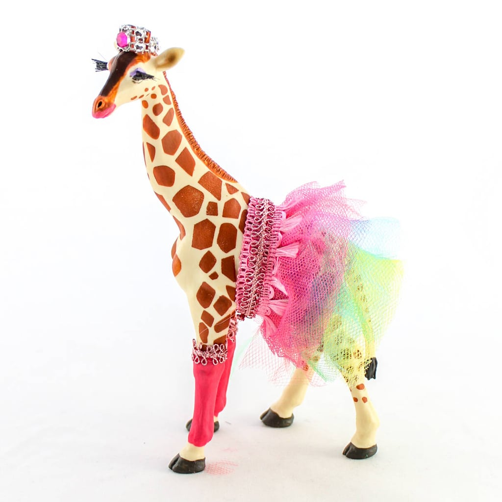 Custom Party Giraffe from Painted Parade