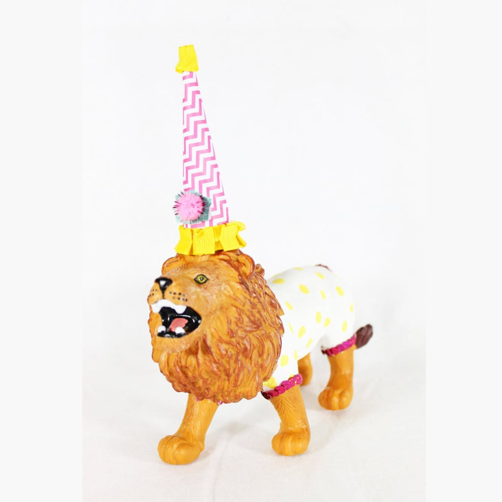Custom Party Lion from Painted Parade