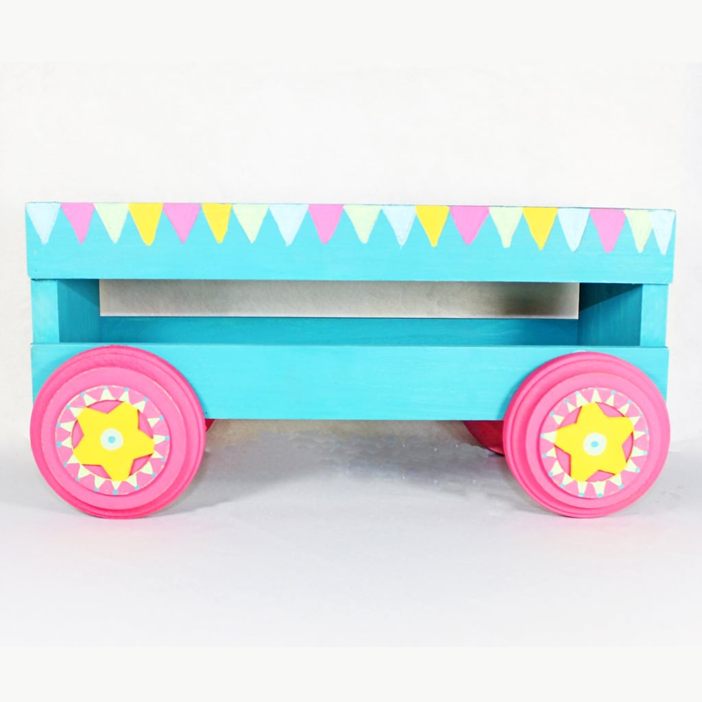 Custom Circus Wagon from Painted Parade