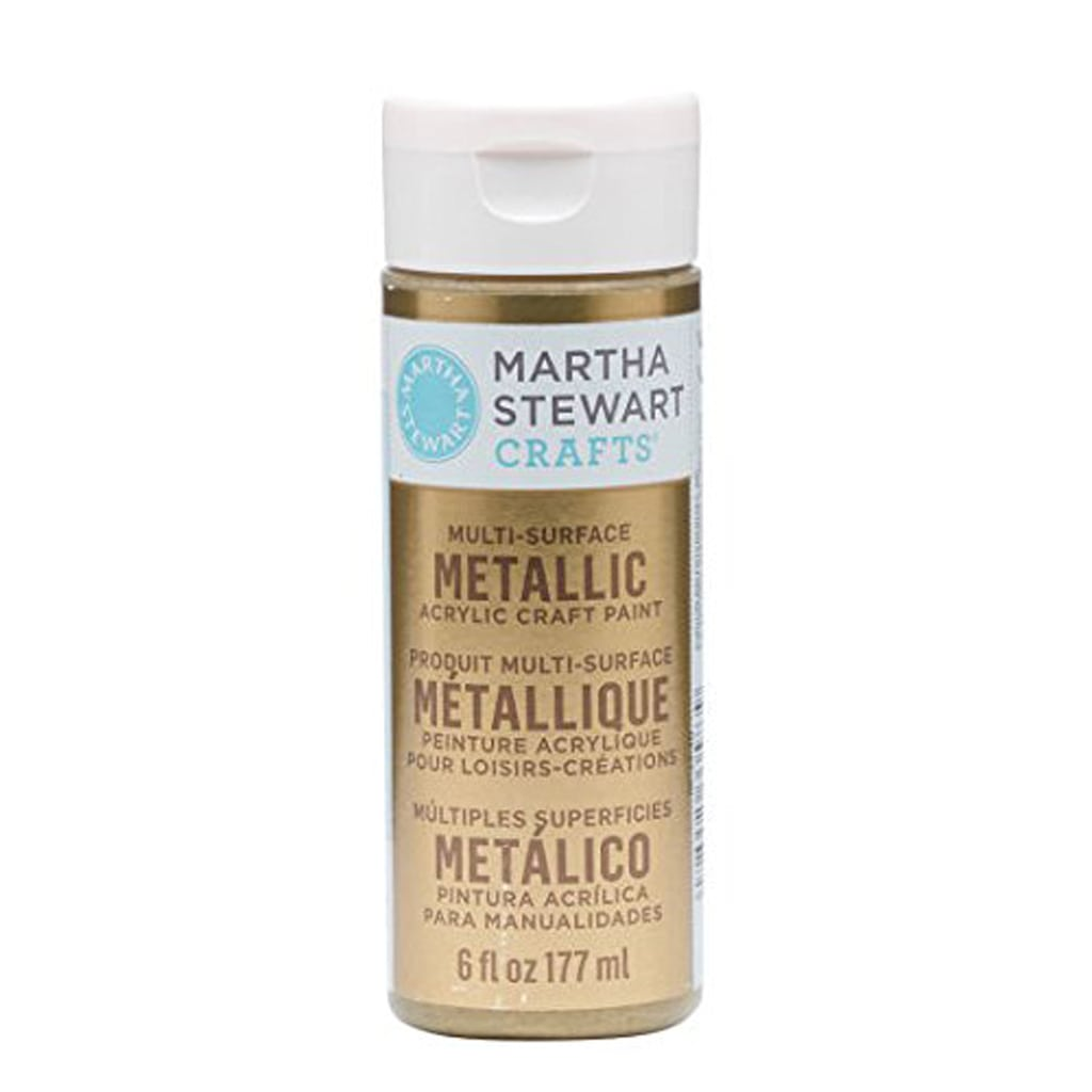 Gold Metallic Craft Paint
