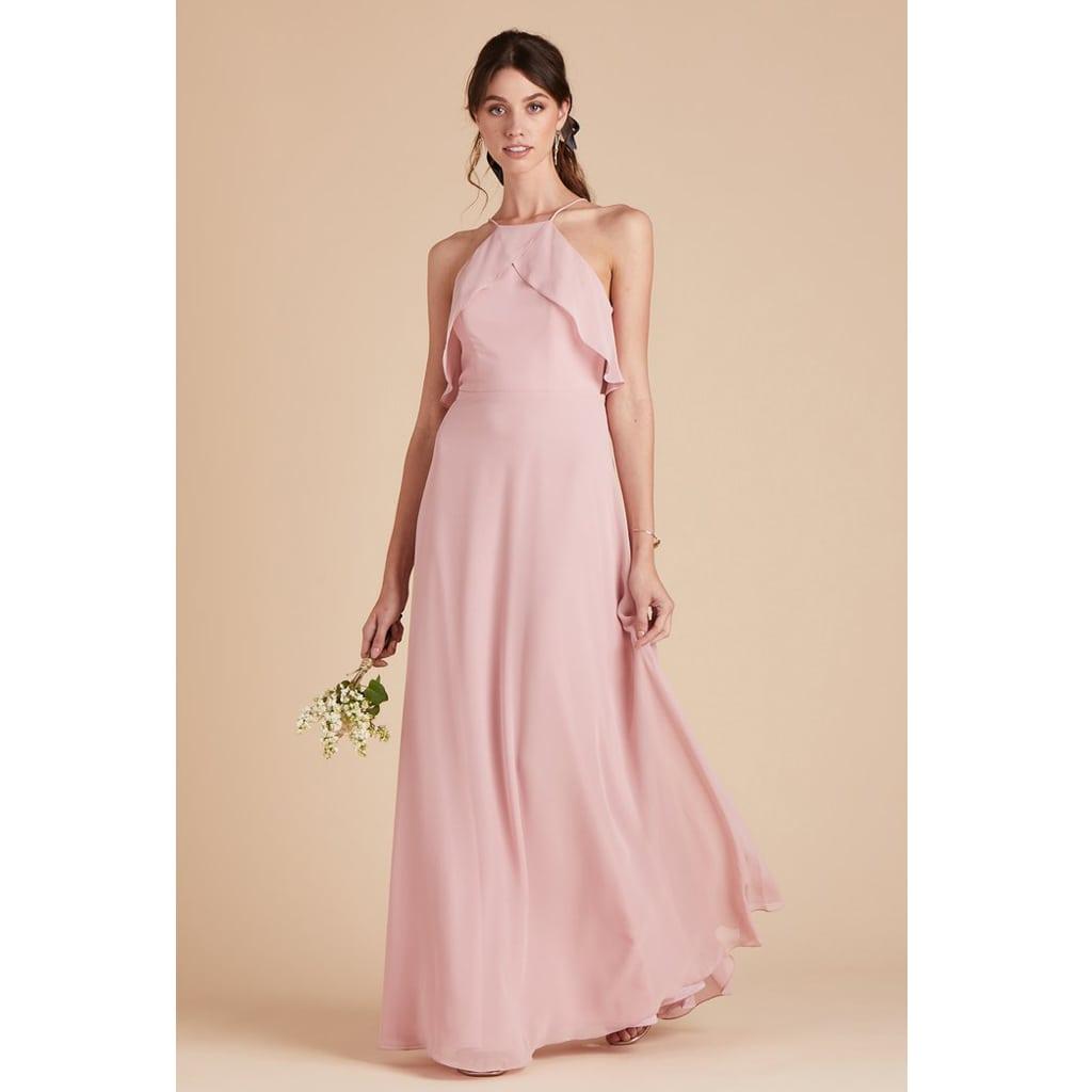 JULES DRESS - DUSTY ROSE by Birdy Grey