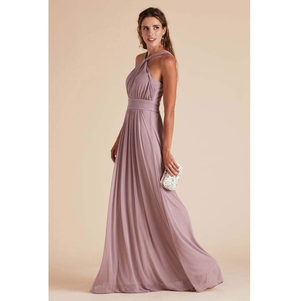 KIKO DRESS - MAUVE by Birdy Grey