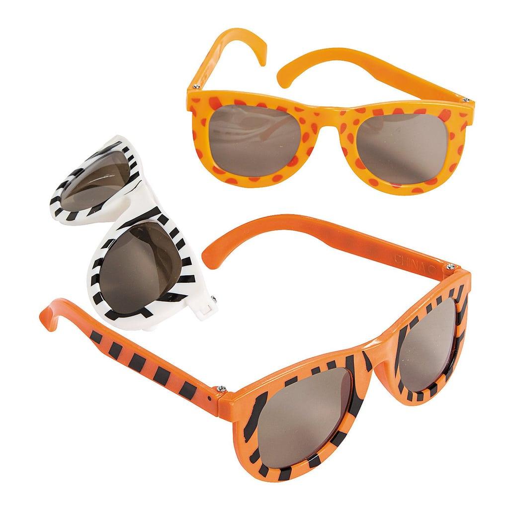 Kid's Animal Print Sunglasses (12 Ct)