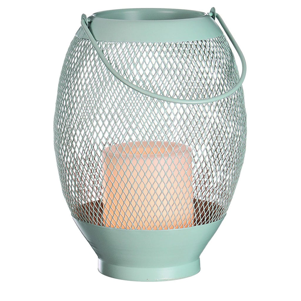 Metal Wire Mesh Outdoor Lantern
