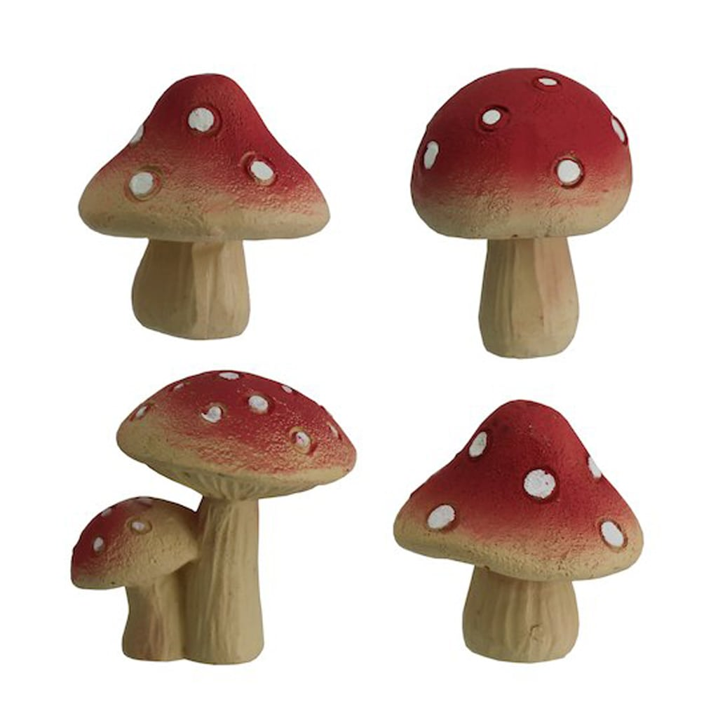 Mini Mushrooms