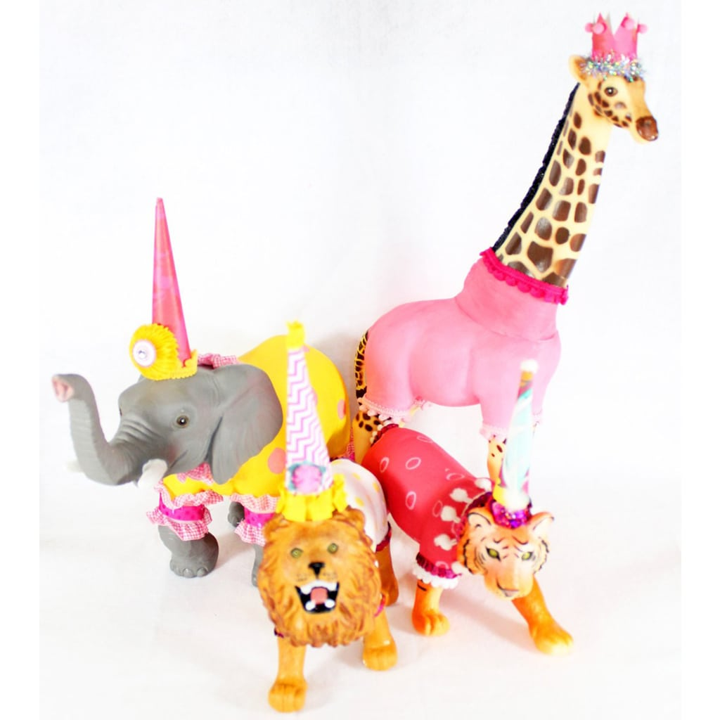 Custom Party Animals from Painted Parade