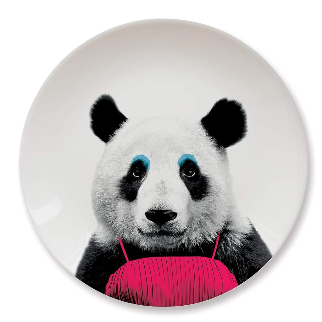 Panda Dinner Plate