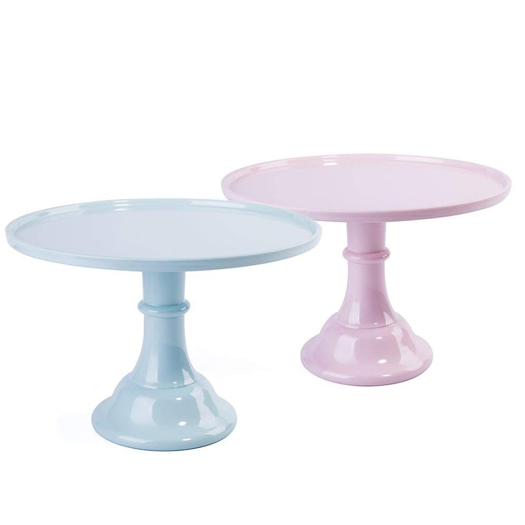 Pink and Green Cake Stand