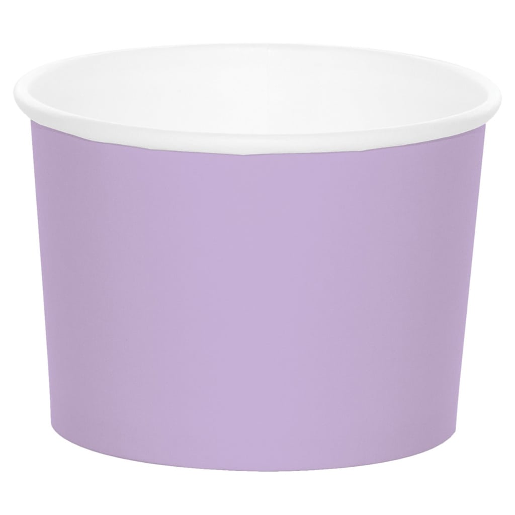 Purple Treat Cups