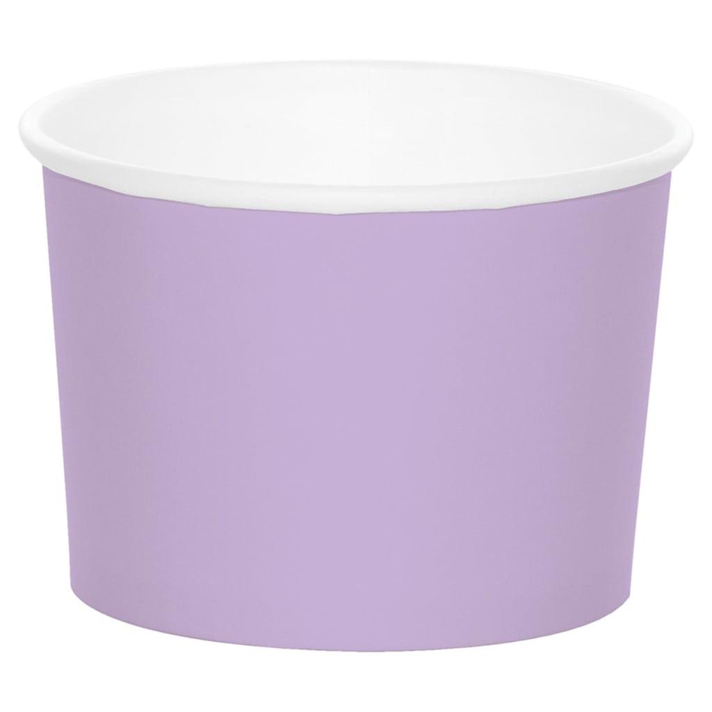 Purple Treat Cups
