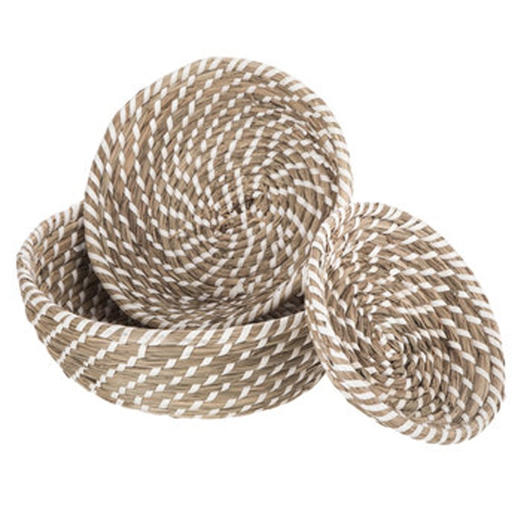 Wooven Baskets (3 CT)