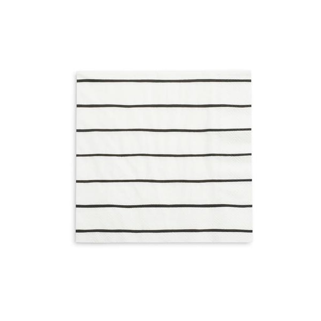 Striped Large Napkins from Daydream Society