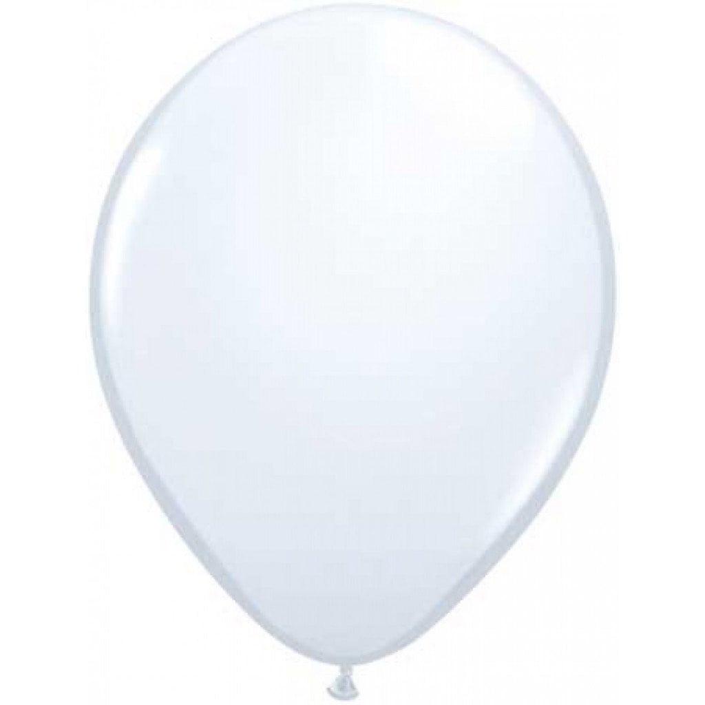 White Balloons from Bonjour Fete
