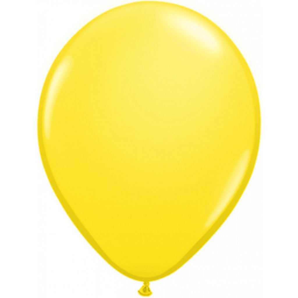 YELLOW BALLOONS from Bonjour Fete