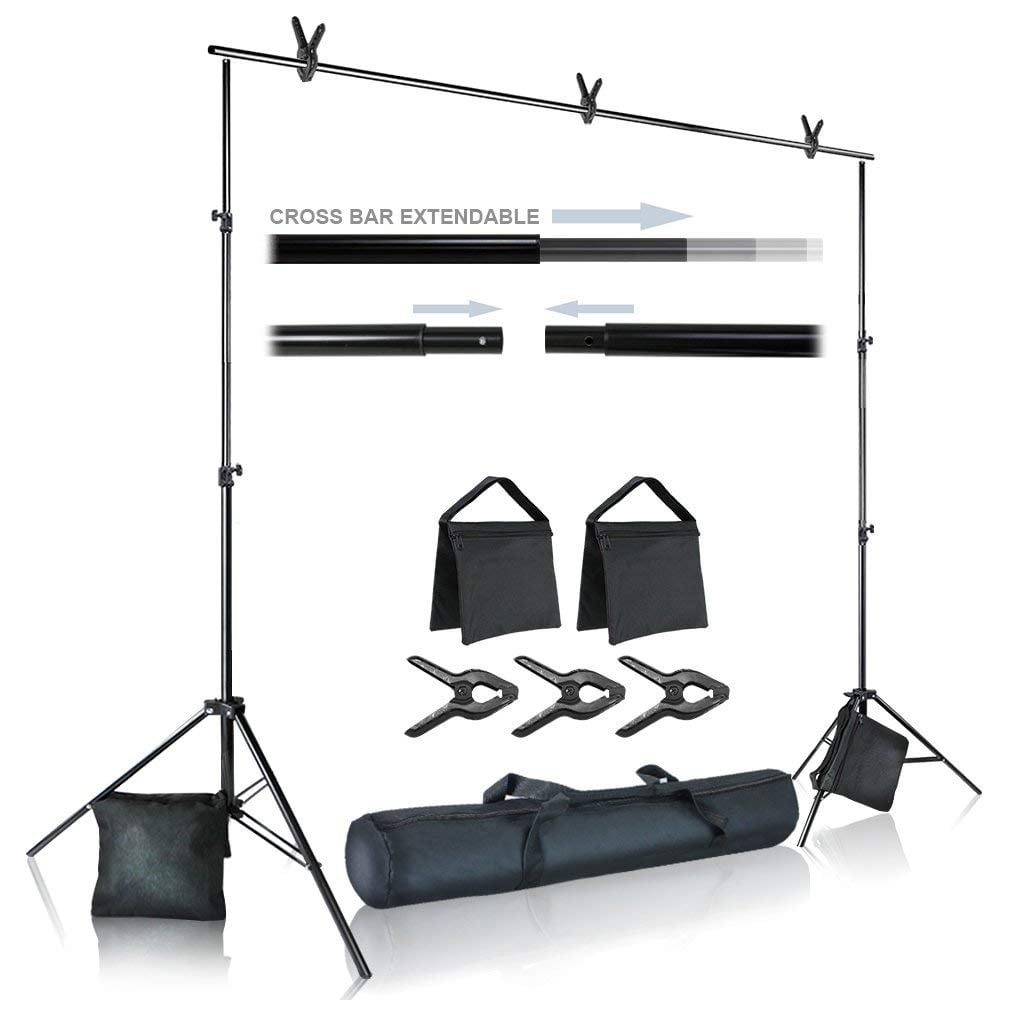 Backdrop Support