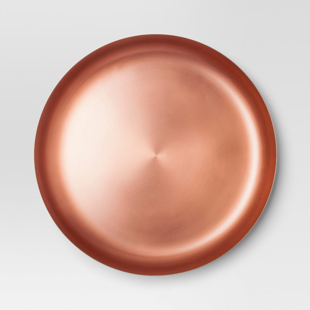 Copper Serving Platter