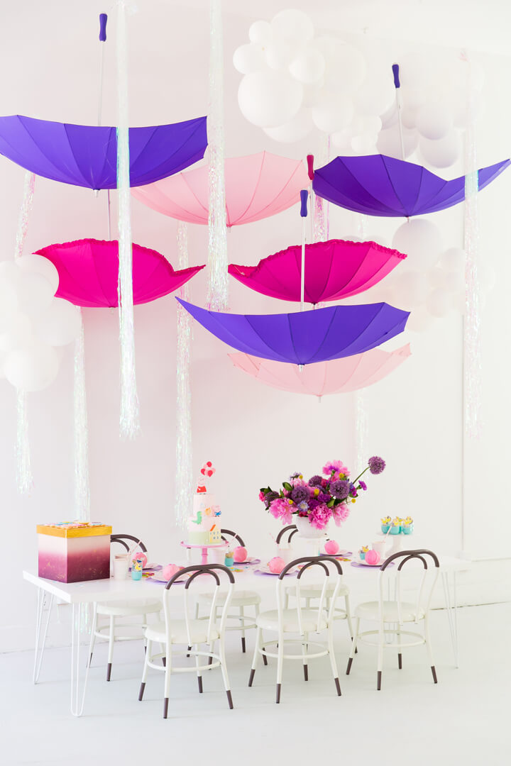 Tablescape from Piggie Splish Splash Bash In Collaboration with Daydream Society, But First, Party!, & Bonjour Fete