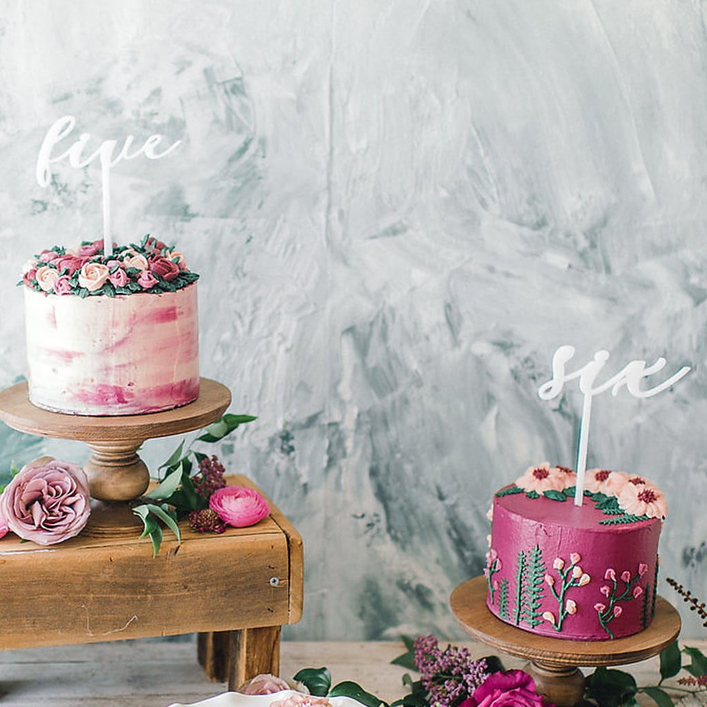 Cake Toppers from Creative Amme