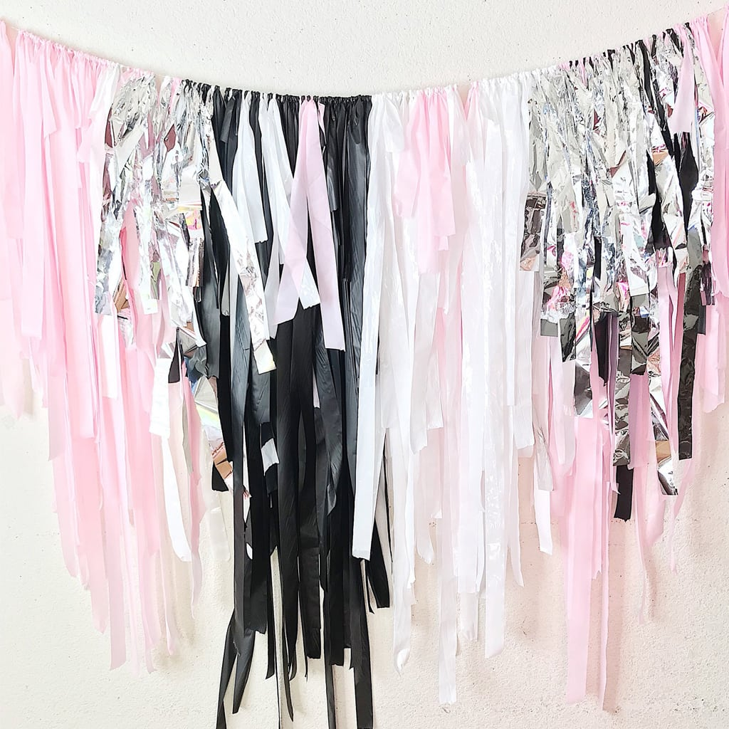 Fringe Backdrop from Glam Fete By Bri