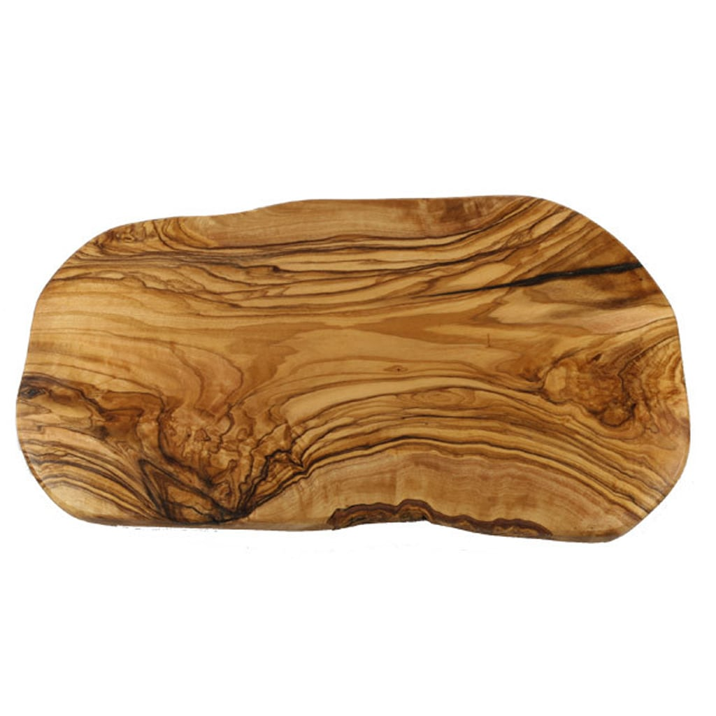 Olive Wood Cheese Board from Cutting Board